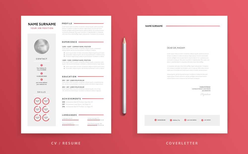Download Free Resume Templates For Freshers To Get Hired